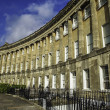 Stock Photo: Royal Crescent in Bath Somerset
