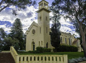 Clontarf Aboriginal College chapel in Perth — Stock Photo