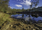 Bells rapids in Western Australia — Stock Photo