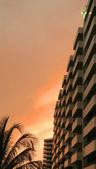 Apartments in Westmoorings Trinidad — Stock Photo
