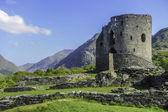 Dolbadarn Castle in Wales — Stock Photo