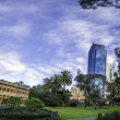 Stock Photo: View of Perth in Western Australia