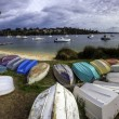 Stock Photo: SwRiver in Perth Western Australia