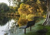 Suburban park in Perth — Stock Photo