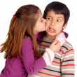 Boy and girl — Stock Photo #23644191