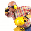 Stock Photo: Crazy constructor