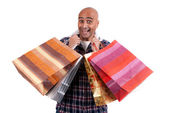 Shopping bags — Stock Photo