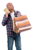 Shopping presents — Stock Photo