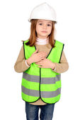 Reflective vest — Stock Photo
