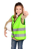 Traffic warden — Foto Stock