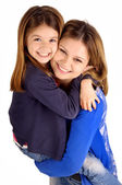 Mother with daughter — Fotografia Stock