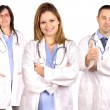 Stock Photo: Doctors
