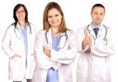 Doctors — Stock Photo