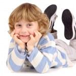 Little boy — Stock Photo #29040849