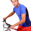 Stock Photo: Bicycle
