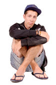 Young man — Stock Photo
