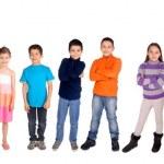 Little kids — Stock Photo #33483179