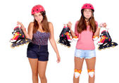 Rollers skates — Foto de Stock