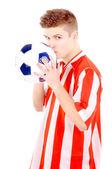 Soccer — ストック写真