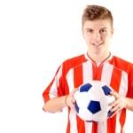 Soccer — Stock Photo #40676161