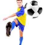 Soccer — Stock Photo #40845499