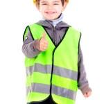 Reflective vest — Stock Photo