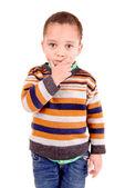 Kleine jongen — Stockfoto