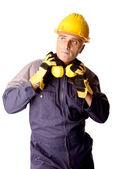 Construtor — Fotografia Stock