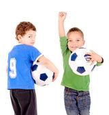 Fotbal — Stock fotografie