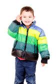 Küçük çocuk — Stok fotoğraf