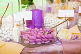 Wedding candy — Stock Photo