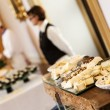 Wedding catering food - Stock Photo