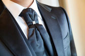 Groom dress — Stock Photo