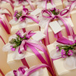 Stock Photo: Wedding candy