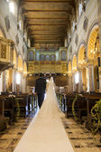 Wedding church — Stock Photo