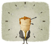 Arbeidstijd — Stockfoto