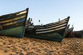 Fishing boats — Foto Stock