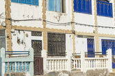 Morocco buildings — 图库照片