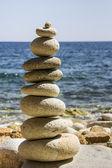 Relaxing stones — Stock fotografie
