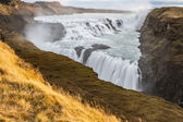 Traveling in Iceland — Stock Photo