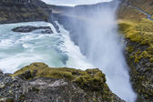 Traveling in Iceland — Stockfoto