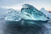 Iceland ice — Stock Photo