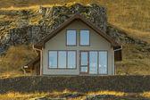 Icelandic house — Stock Photo