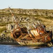 Stock Photo: Shipwreck
