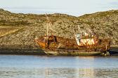 Shipwreck — Zdjęcie stockowe