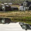 Icelandic houses — Stock Photo #39649311