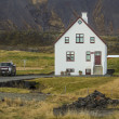 Stock Photo: Icelandic houses