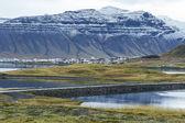 Исландский пейзаж — Стоковое фото