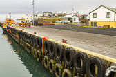 Iceland landscape — Stockfoto
