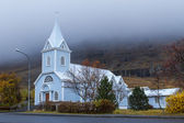Icelandic church — Photo